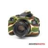 EasyCover Canon szilikon tok 1300D terep