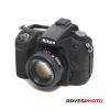 EasyCover szilikon tok Nikon D7000