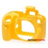 EasyCover szilikon védőtok Nikon D3300 sárga