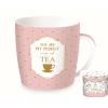 easylife Bögre My Perfect Cup of Tea fémdobozban