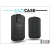 Eazy Case STYLE SLIM univerzális tok - LG P920 Optimus 3D/Sony Xperia Z1 Compact/Samsung G3500 - fekete - 14. méret