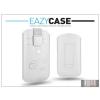 Eazy Case STYLE SLIM univerzális tok - Samsung i9000 Galaxy S/i9070 Galaxy S Advance/Huawei Ascend G300 - fehér - 10. méret