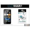 Eazyguard HTC Desire 300 képernyővédő fólia - 2 db/csomag (Crystal/Antireflex)