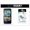 Eazyguard HTC Desire 610 képernyővédő fólia - 2 db/csomag (Crystal/Antireflex HD)