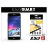 Eazyguard LG K8 M200N (2017) gyémántüveg képernyővédő fólia - Diamond Glass 2.5D Fullcover - fekete
