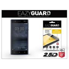 Eazyguard Nokia 3 gyémántüveg képernyővédő fólia - Diamond Glass 2.5D Fullcover - fekete tablet kellék