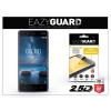 Eazyguard Nokia 8 gyémántüveg képernyővédő fólia - Diamond Glass 2.5D Fullcover - fekete