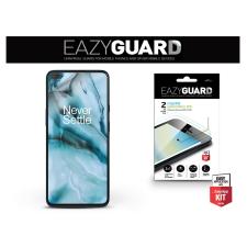 Eazyguard OnePlus Nord képernyővédő fólia - 2 db/csomag (Crystal/Antireflex HD) mobiltelefon kellék