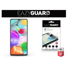 Eazyguard Samsung A415F Galaxy A41 képernyővédő fólia - 2 db/csomag (Crystal/Antireflex HD) mobiltelefon kellék
