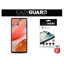 Eazyguard Samsung A726B Galaxy A72 5G képernyővédő fólia - 2 db/csomag (Crystal/Antireflex HD) mobiltelefon kellék