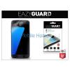 Eazyguard Samsung G930F Galaxy S7 képernyővédő fólia - 2 db/csomag (Crystal/Antireflex HD) - (csak a vízszintes felületre)