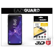 Eazyguard Samsung G965F Galaxy S9 Plus gyémántüveg képernyővédő fólia - Diamond Glass 3D Fullcover - fekete tok és táska