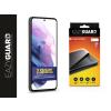 Eazyguard Samsung G996F Galaxy S21+ gyémántüveg képernyővédő fólia - Diamond Glass 2.5D Fullcover - fekete