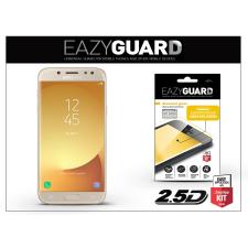 Eazyguard Samsung J530F Galaxy J5 (2017) gyémántüveg képernyővédő fólia - Diamond Glass 2.5D Fullcover - gold tok és táska