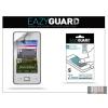 Eazyguard Samsung S5260 Star II képernyővédő fólia - 2 db/csomag (Crystal/Antireflex)