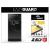 Eazyguard Sony Xperia XA1 Ultra (G3221/G3223) gyémántüveg képernyővédő fólia - Diamond Glass 2.5D Fullcover - fekete