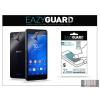 Eazyguard Sony Xperia Z3 Compact (D5803) képernyő- hátlapvédő fólia - 2 szett/csomag (Crystal/Antireflex HD)