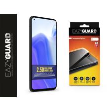 Eazyguard Xiaomi Mi 10T/Mi 10T Pro gyémántüveg képernyővédő fólia - Diamond Glass 2.5D Fullcover - fekete mobiltelefon kellék