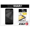 Eazyguard Xiaomi Redmi 4X gyémántüveg képernyővédő fólia - Diamond Glass 2.5D Fullcover - fekete