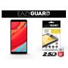 Eazyguard Xiaomi Redmi S2 gyémántüveg képernyővédő fólia - Diamond Glass 2.5D Fullcover - fekete