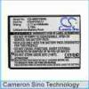 EB464358VU-1000mAh Akkumulátor 1000 mAh