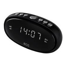 ECG RB 010 Rádiós ébresztőóra fekete ébresztőóra