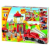 Ecoiffier játékok Abrick tűzoltóállomás - Ecoiffier