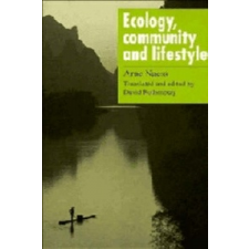 Ecology, Community and Lifestyle – Arne Naess idegen nyelvű könyv