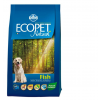 Ecopet Natural Adult Medium Fish 14kg