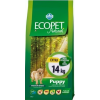 Ecopet Natural Puppy Medium (2 x 14 kg) 28kg