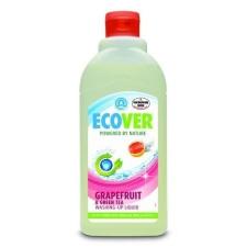ECOVER ECOVER KÉZI MOSOGATÓSZER GRAPEFRUIT ZÖLD TEA 500ML tisztító- és takarítószer, higiénia