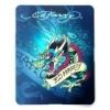 Ed Hardy kemény műanyag hátlaptok Apple iPad-hoz Dragon**