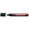 "EDDING ""300"" 1,5-3 mm kúpos fekete alkoholos marker"