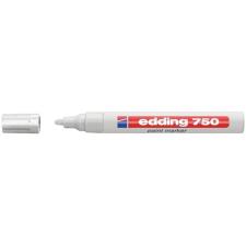 """EDDING Lakkmarker, 2-4 mm, EDDING """"750"""", fehér filctoll, marker"""