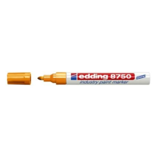 EDDING Lakkmarker EDDING 8750 2-4mm narancssárga filctoll, marker