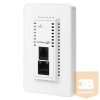Edimax 2 x 2 AC1200 Dual-Band In-Wall PoE Access Point
