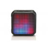 Ednet Bluetooth® speaker SPECTRO with LED  IPX4