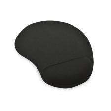 Ednet Mouse Pad with wrist rest Black asztali számítógép kellék