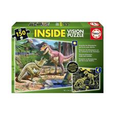 Educa Dinoszauruszok puzzle, 150 darabos puzzle, kirakós