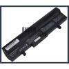 Eee PC 1001P 6600 mAh 9 cella fekete notebook/laptop akku/akkumulátor utángyártott