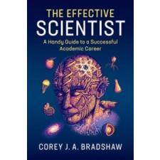 Effective Scientist – Corey J. A. (Flinders University of South Australia) Bradshaw idegen nyelvű könyv