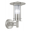 EGLO 30184 WL/1 E27 stainless-steel/clear'LISIO'