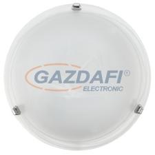 EGLO 7186 mennyezeti E27 1x60W 30cm króm Salome világítás