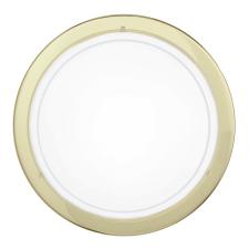 EGLO 83157 PLANET 1 beltéri fali-mennyezeti lámpa, sárgaréz színben, MAX 1X60W teljesítménnyel, E27-es foglalattal, kapcsoló nélkül, IP20 védettséggel ( EGLO 83157 ) világítás