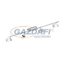 EGLO 92087 LED-es fali/ mennyezeti GU10 4x5W kr/feh Davida világítás