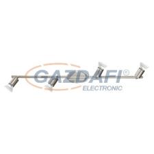 EGLO 92598 LED-es fali/ mennyezeti GU10 4x3W Buzz LED világítás