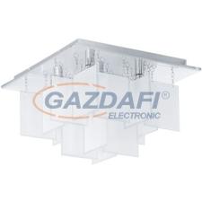 EGLO 92726 menny G9 5x33W króm 37x37cm Condrada 1 világítás
