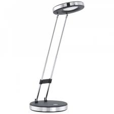 EGLO 93076 GEXO LED íróasztali lámpa, fekete, króm színben, MAX 3W teljesítménnyel, LED fényforrással , 220lm fényárammal, 3000K billenőkapcsolóval + dugvillás adapter, IP20 ( EGLO 93076 ) villanyszerelés