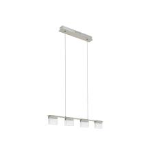 EGLO 93731 - LED Szabályozható fényerejű lámpa CLAP 1 4xLED/5,8W/230V világítás