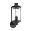EGLO 96222 - Kültéri fali lámpa MAMURRA 1xE27/60W